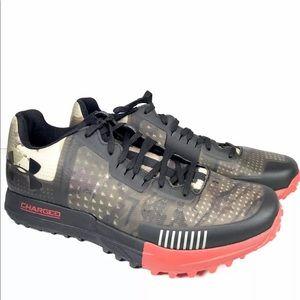 Under Armour Shoes - Under Armour Camo Horizon RTT Trail Running sz12